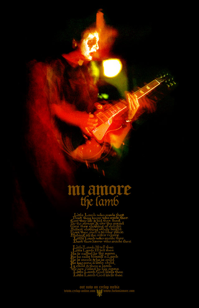 MI AMORE 'The Lamb' (2005) on Cyclop Media