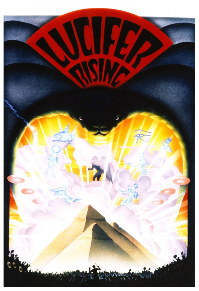 Lucifer Rising (Kenneth Anger, 1973)