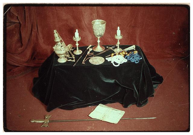 The Sander's Altar