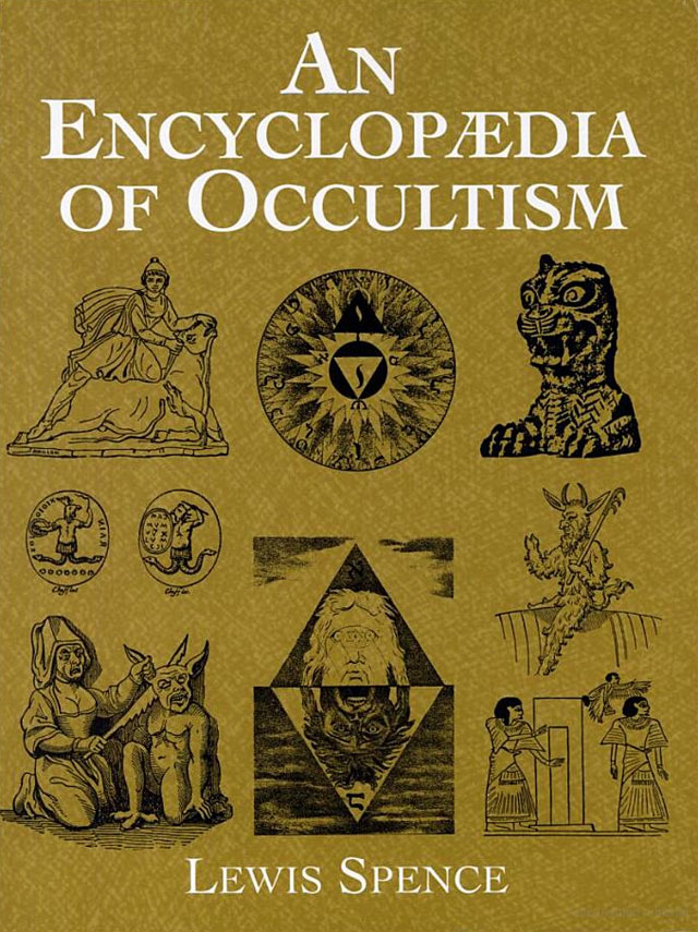 'An Encyclopaedia of Occultism' by Lewis Spence