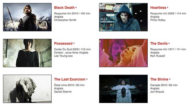 FANTASIA 2010 : Longs métrages / Entre la mort et le diable