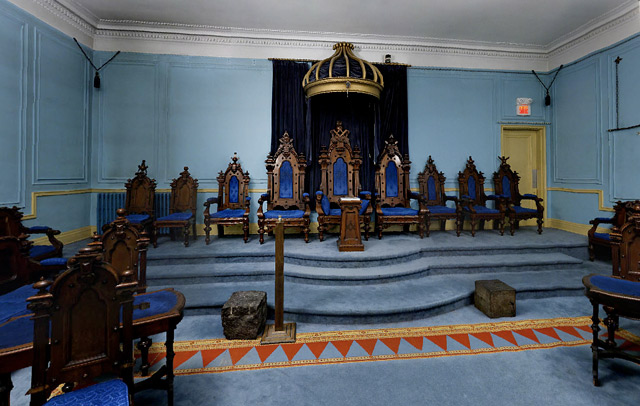 PhotoJPL : Montreal masonic memorial Temple, Freemasonry Grand Lodge