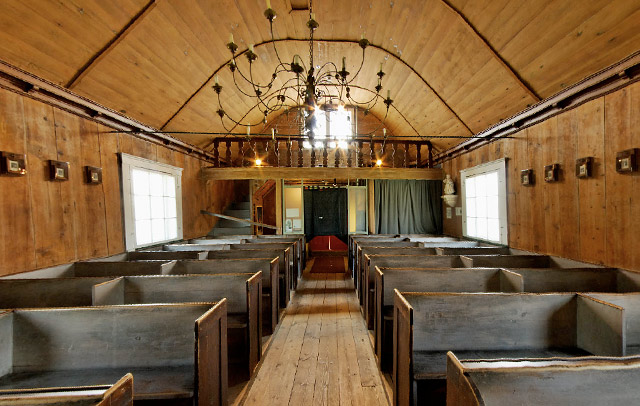 PhotoJPL : Little chapel of Tadoussac