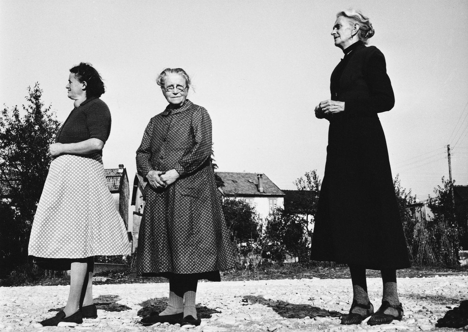 LUCIEN HERVÉ 'Three Women' (1951)