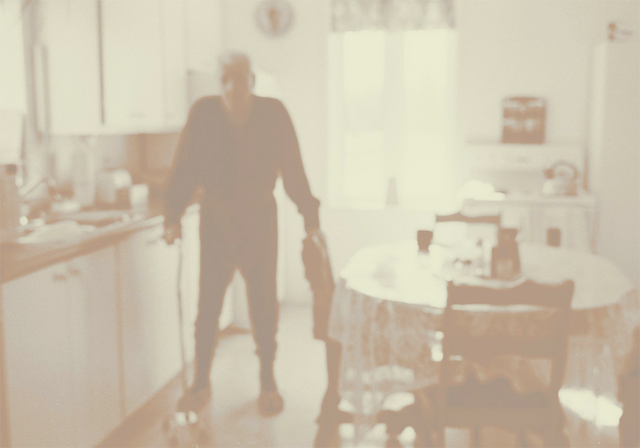 Aislinn Leggett 'Reverend Grandpapa Ben Lemay'