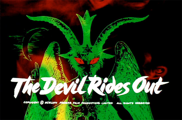 The Devil Rides Out (1968) by Terence Fisher