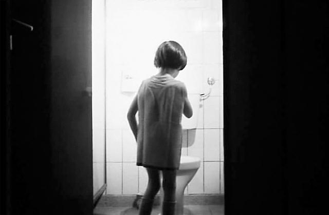 Le Révélateur (1968) par Philippe Garrel