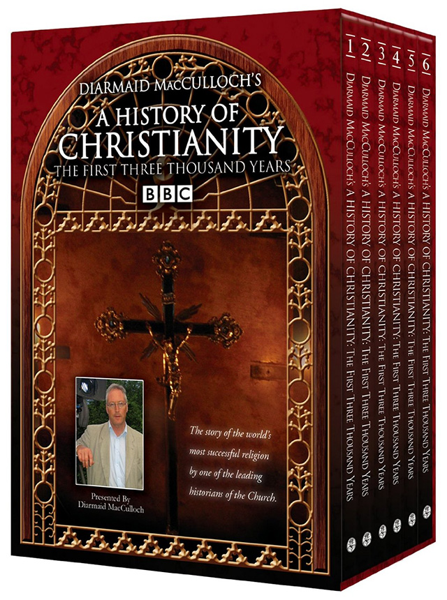 A History of Christianity (2009) presented by the BBC