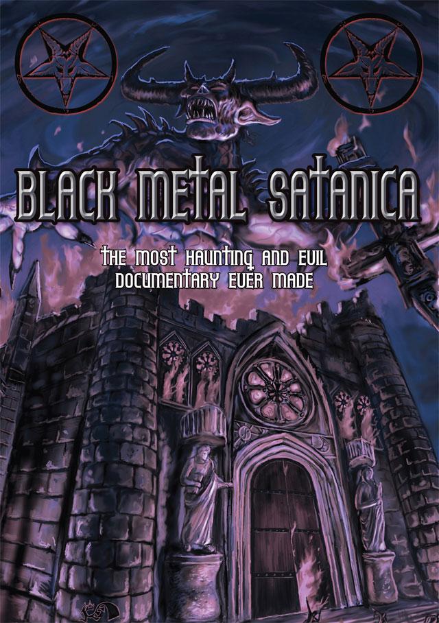 Black Metal Satanica (2008) by MATS LUNDBERG