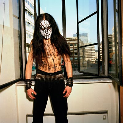 Black Metal (2005) by Tracy Kranitz