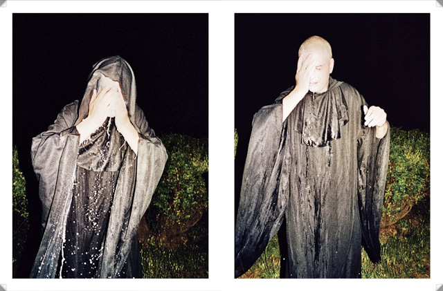 Xasthur by Bryan Sheffield for Self-Titled Magazine no8