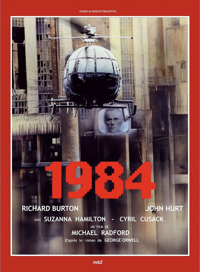 Nineteen Eighty-Four (1984) by MICHAEL RADFORD
