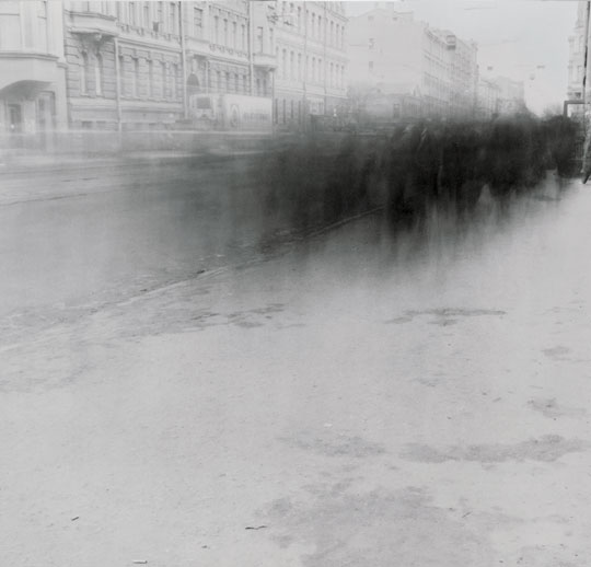 Alexey Titarenko 'City of Shadows' (1992-1994)