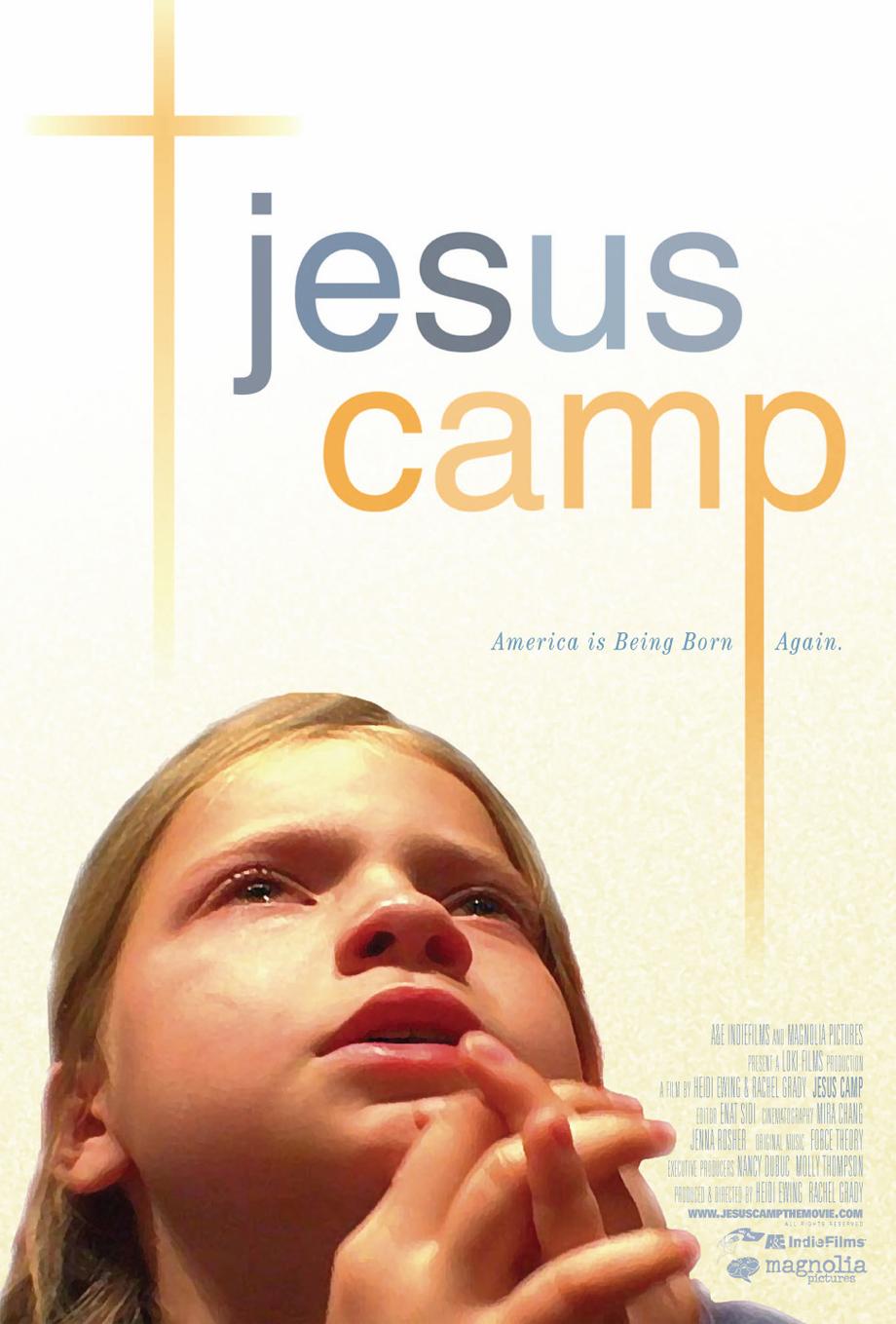 Jesus Camp (2006) by HEIDI EWING & RACHEL GRADY