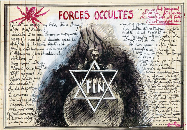 Forces occultes (1943) de JEAN MAMY