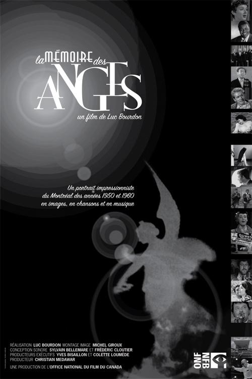 La mémoire des anges (2008) de LUC BOURDON