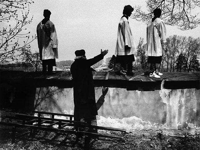Gate Of Hope Photographies De Jindrich Streit Liturgie