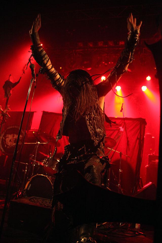 Watain (DECIBEL MAGAZINE TOUR) le 9 mai MMXII au Club Soda, Montréal p.Q.