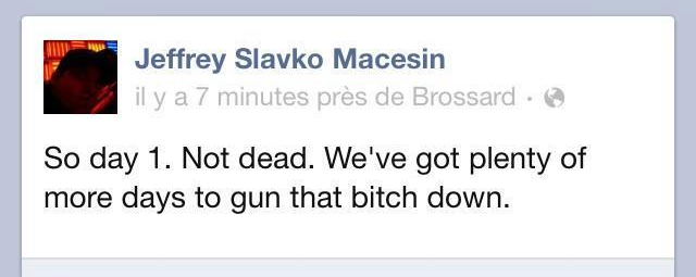 Jeffrey Slavko Macesin on Facebook