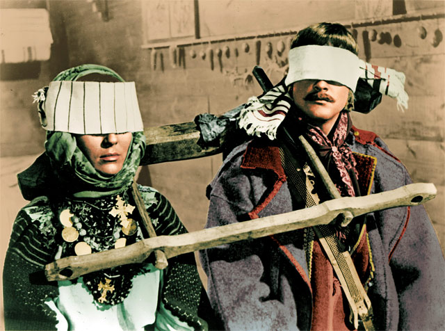 Shadows of our forgotten ancestors (1964) by SERGEI PARAJANOV