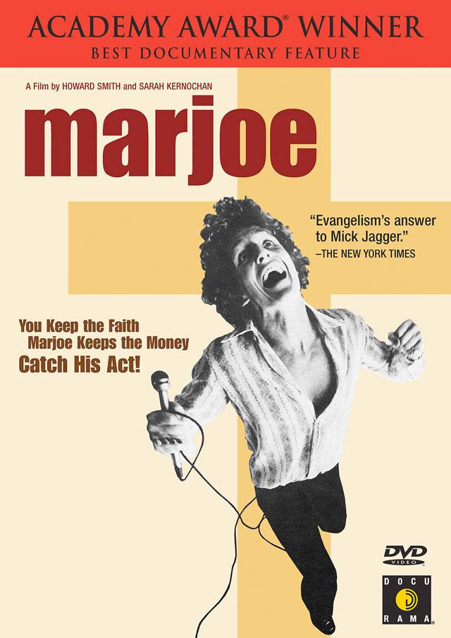 Marjoe (1972) by HOWARD SMITH & SARAH KERNOCHAN