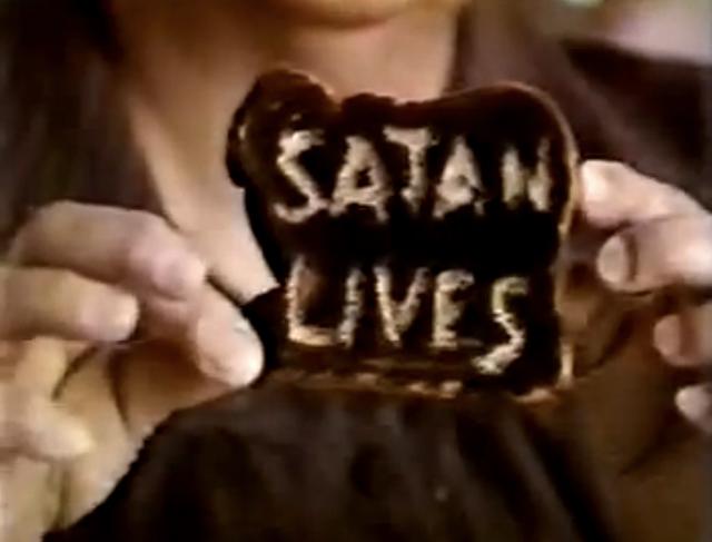 ''Satanic Toast''