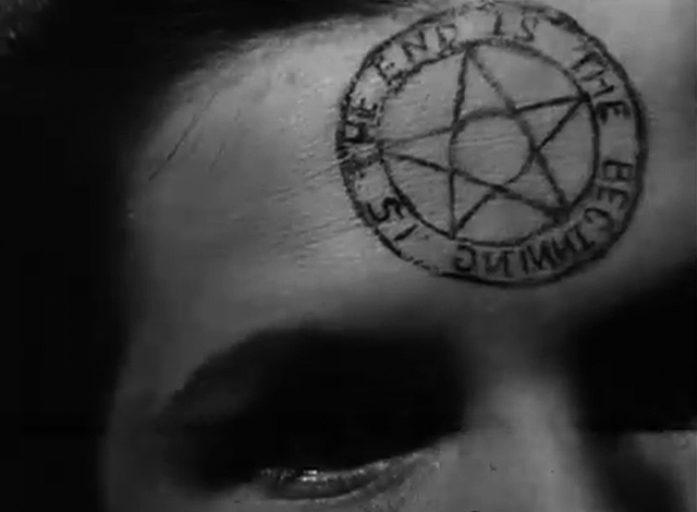 The Witches' Cradle (1943) by MAYA DEREN & MARCEL DUCHAMP