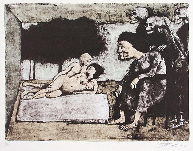 Love's Last Memory (1971) by FREDIRICO CASTELLON