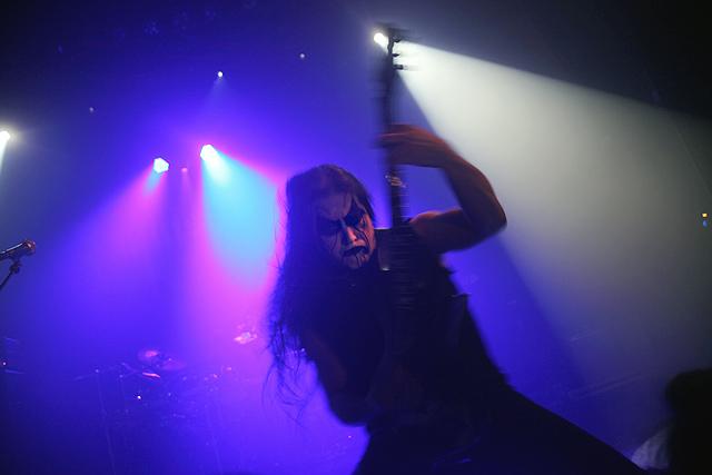 Jaune comme tes dents est allé voir INQUISITION le 24 février 2013 au Club Soda, Montréal p.Q.