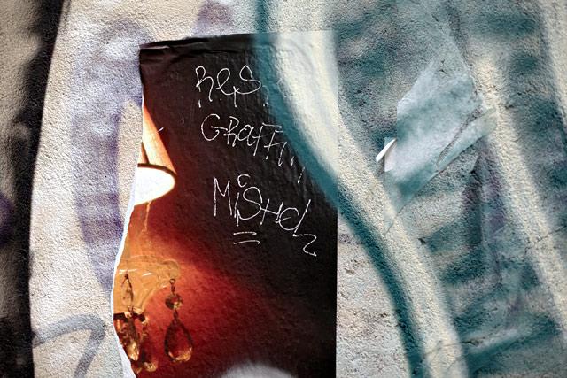 Art creux, vingt-six août MMXIII, St-Henri, Montréal p.Q.