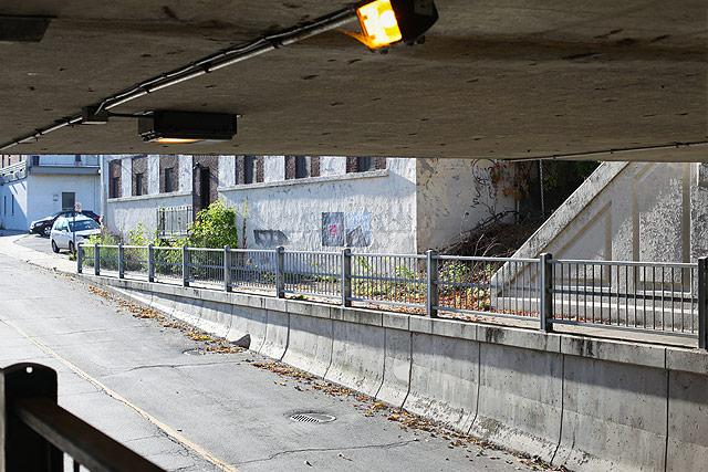 Art creux, huit octobre MMXIII, St-Henri, Montréal p.Q.