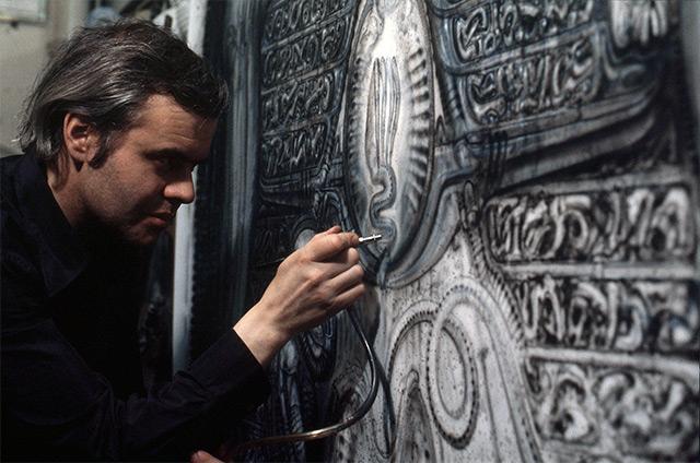 Hans Ruedi Giger (1940-2014)