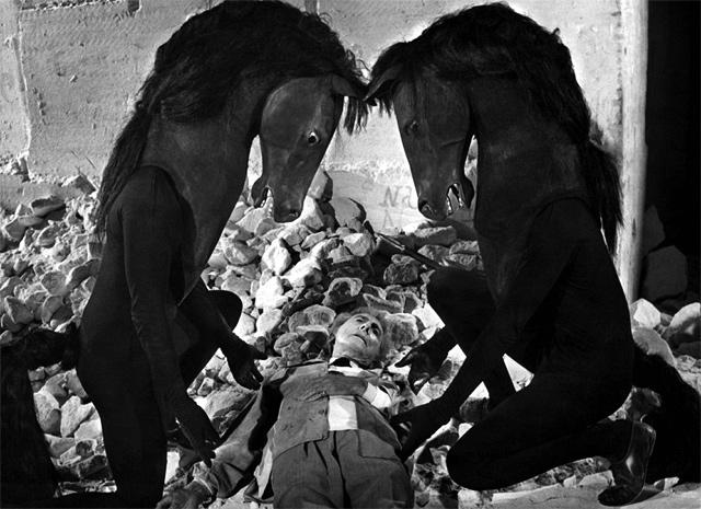Le Testament d'Orphée (1959) de JEAN COCTEAU