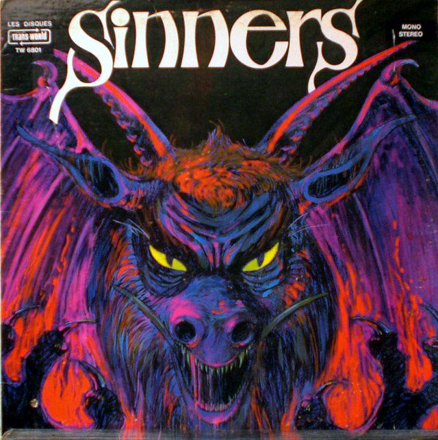 Les Sinners (1971) par LES SINNERS