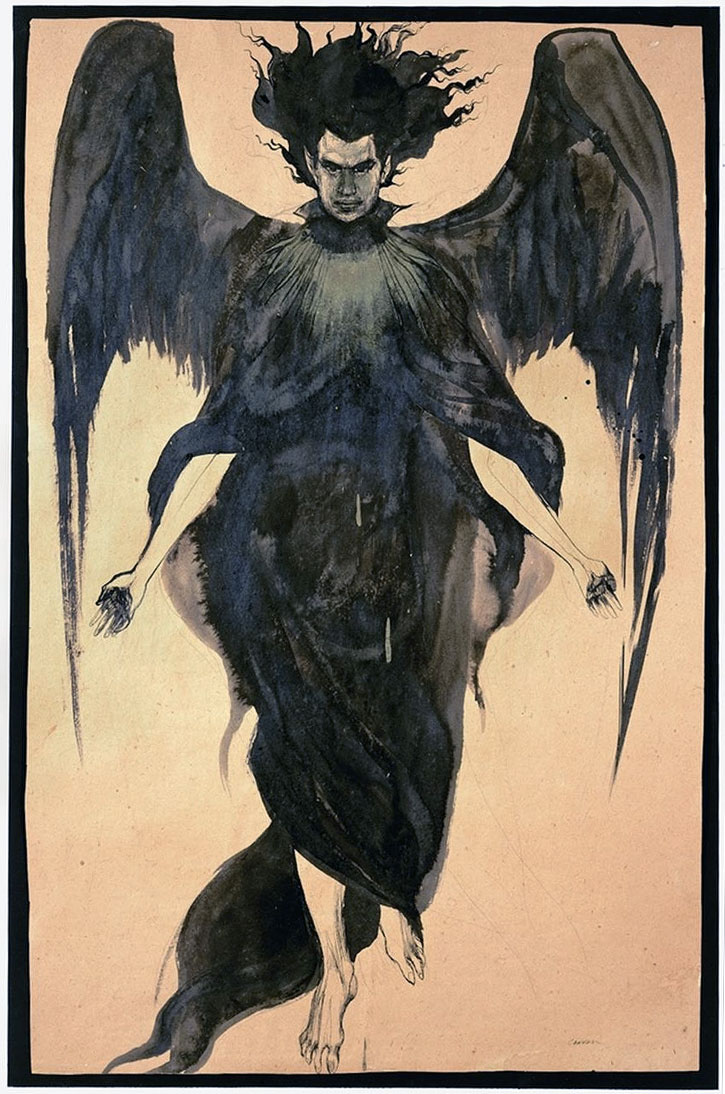 'Dark Angel' by CAMERON