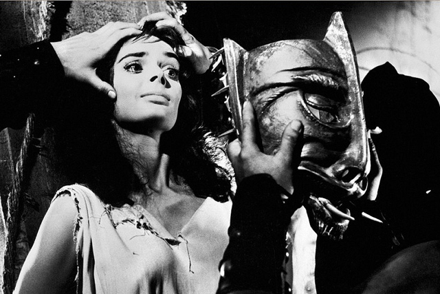 Black Sunday (1960) by MARIO BAVA
