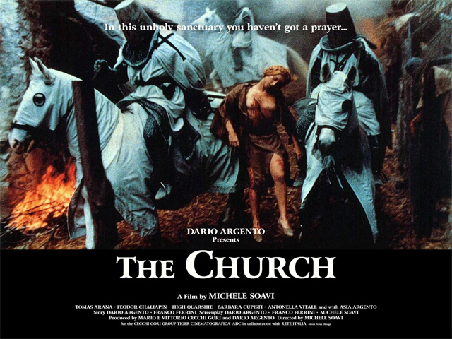 Sanctuaire (1989) de MICHELE SOAVI