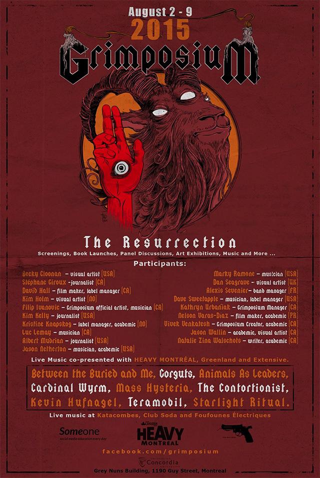 Grimposium: The Resurrection (2015)