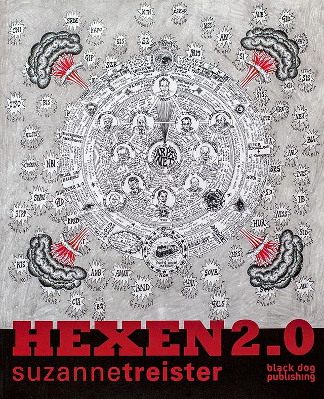 HEXEN 2.0 (2009-11) by SUZANNE TREISTER