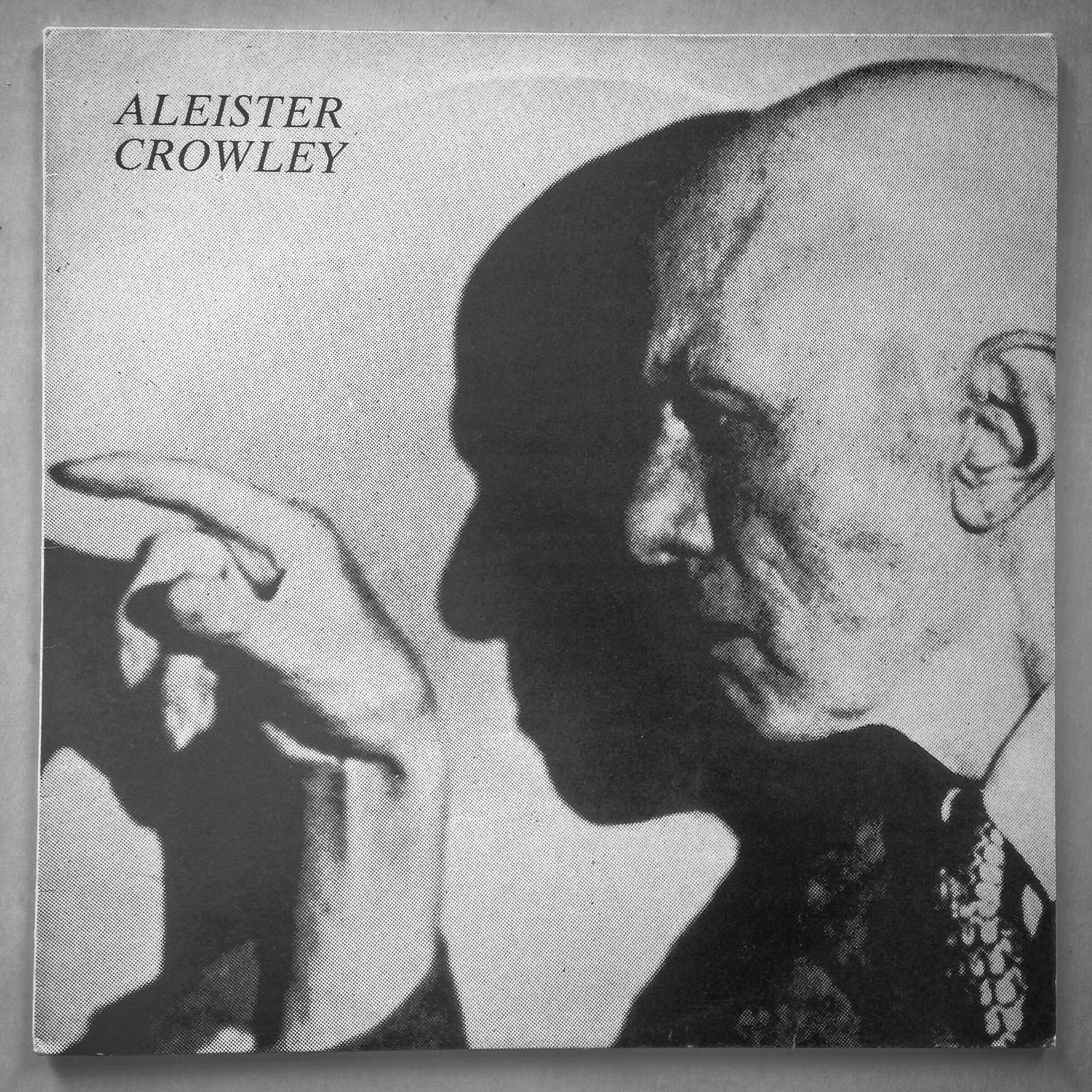 ALEISTER CROWLEY OZ 77 LP