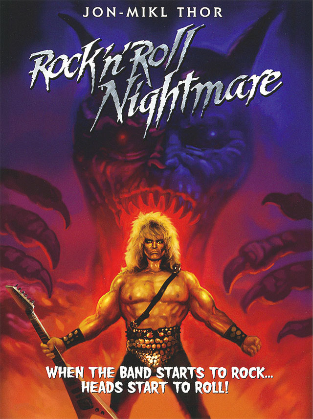 Rock 'n' Roll Nightmare (1987) by JOHN FASANO