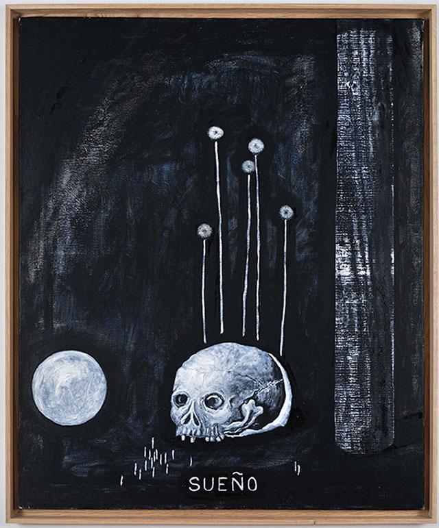 'Sueno' (2014) de DAMIEN DEROUBAIX