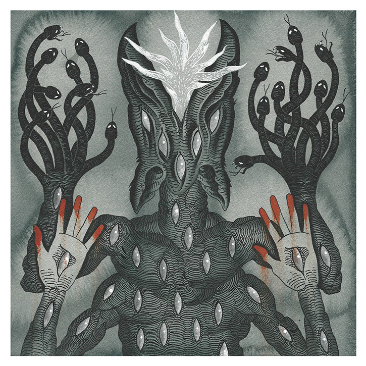 LEVIATHAN 'Scar Sighted' (2015) on Profound Lore Records