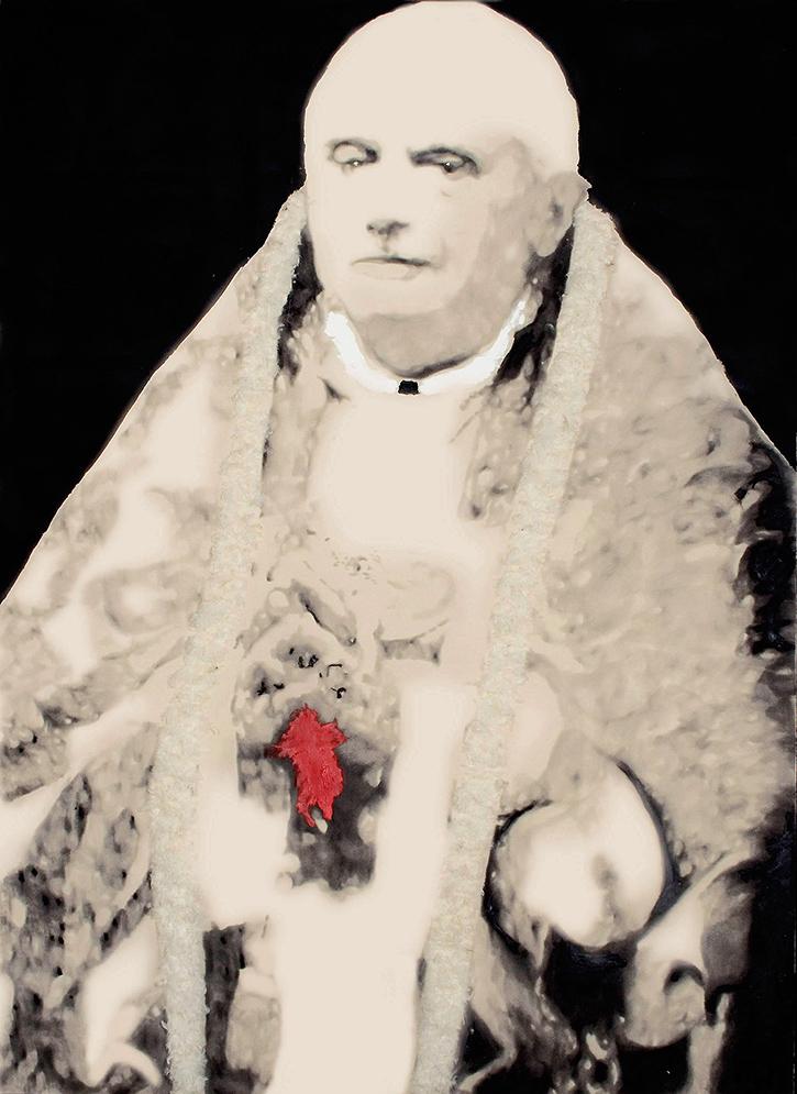 MARC SÉGUIN 'Infallibility - Benedictus XVI' (2008)