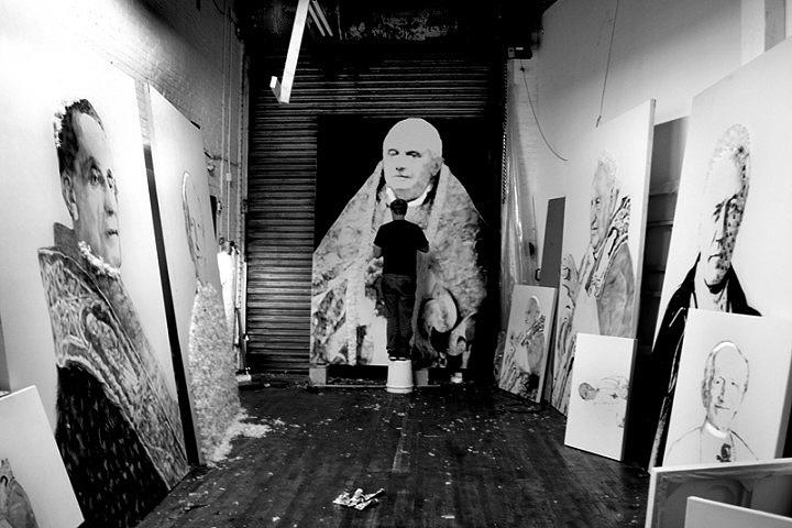 MARC SÉGUIN Studio (2008)
