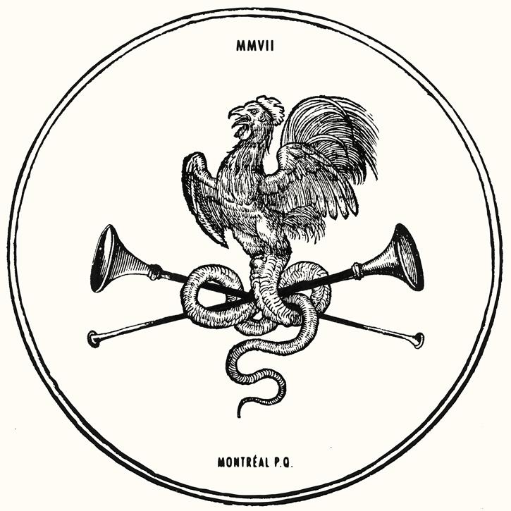 L'ABBATIALE DE LA LITURGIE APOCRYPHE, fondée en MMVII, Montréal p.Q.