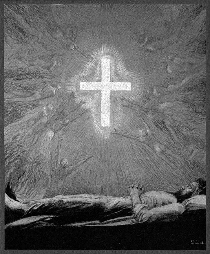 SASCHA SCHNEIDER 'Die sterbende Menschheit (1903)