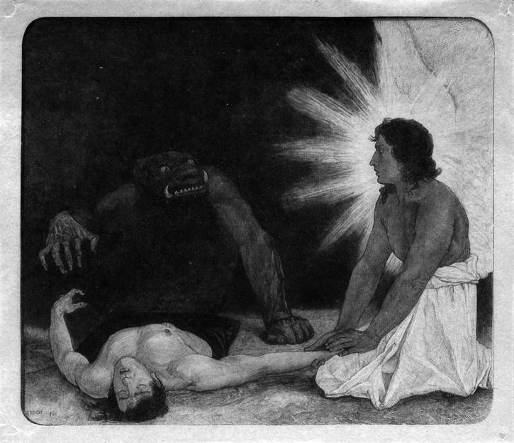 SASCHA SCHNEIDER 'Um eine Seele'