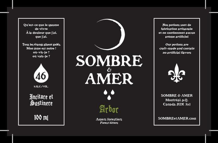 SOMBRE & AMER, 'Arbor' été MMXVI