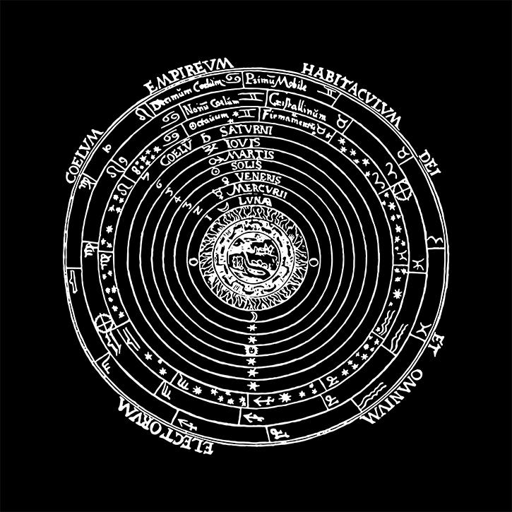 """HASHED OUT 'Cosmic Pessimism' 12"""" à venir sur L'Oeil du Tigre (ODT-030)"""